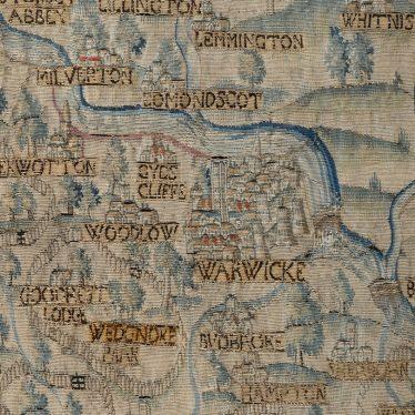 The Sheldon Tapestry: Warwick