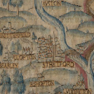 The Sheldon Tapestry: Stratford