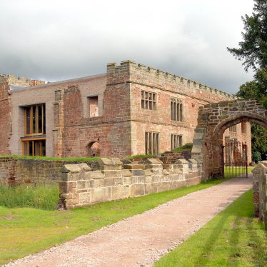 Then and Now: Astley Castle