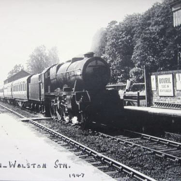 More About Brandon and Wolston Station