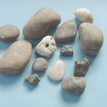 Far-travelled Pebbles in Your Garden