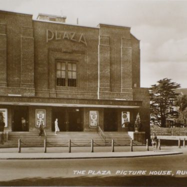 Plaza Theatre, Rugby