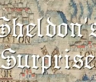 The Sheldon Tapestry - Sheldon's Surprise
