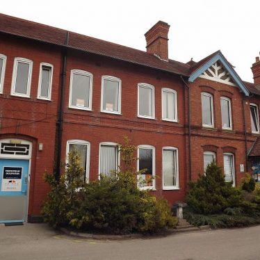 Bramcote Hospital Nuneaton | Photograph courtesy of Nuneaton Memories