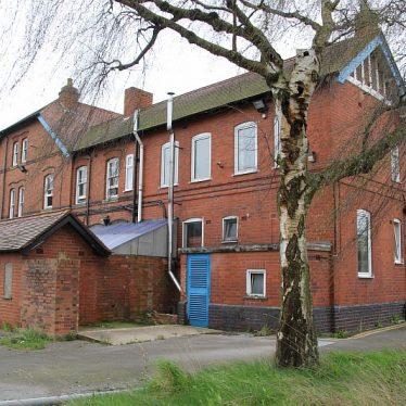 Bramcote Hospital, Nuneaton. | Photograph courtesy of Nuneaton Memories