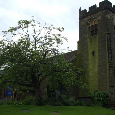 The Rebuilding of All Saints Church, Bedworth
