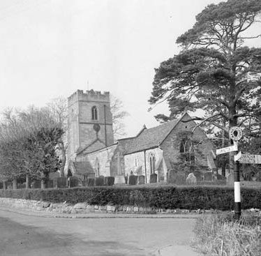Henry Wise and St. Gregory's Church, Offchurch