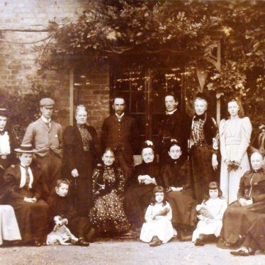 The Townsend Family of Kings Newnham and Church Lawford - Part One