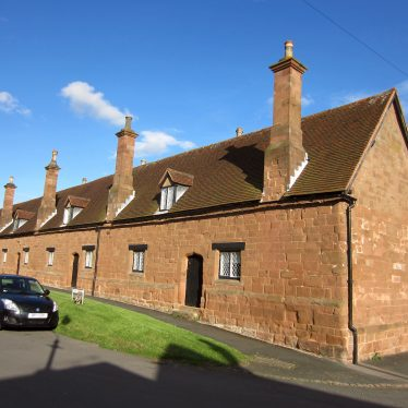 Stoneleigh Old Almshouses