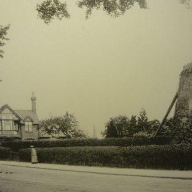 Tachbrook Road Windmill, Leamington Spa