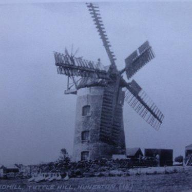 Tuttle Hill Windmill, Caldecote