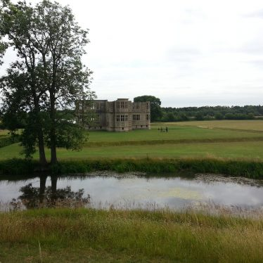Lyveden New Bield and Warwickshire Connections