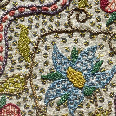 Embroidery and Elephants