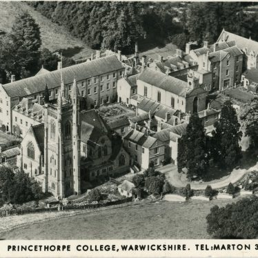 Princethorpe College: Origins