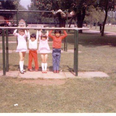 Happy Memories of Victoria Park, Leamington