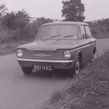 Hillman Imp is Launched