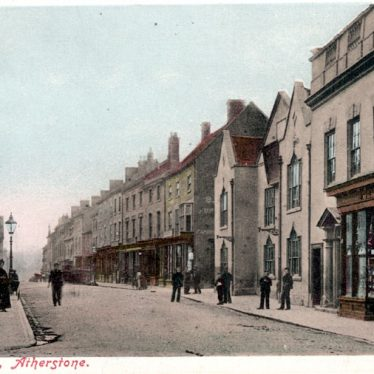 Suits You Again, Sir: Some Years in the History of 47 Long Street, Atherstone