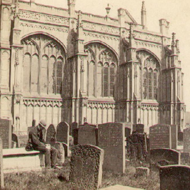 Churchyards and Tombstones: Reading Monumental Inscriptions