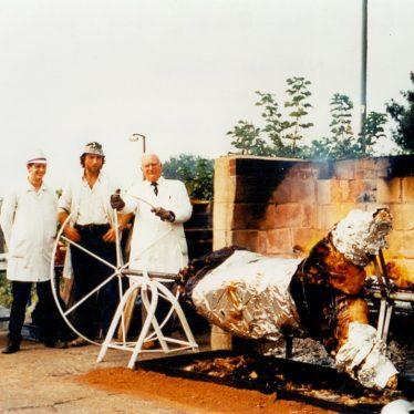 Warwickshire's Final Ox Roast?