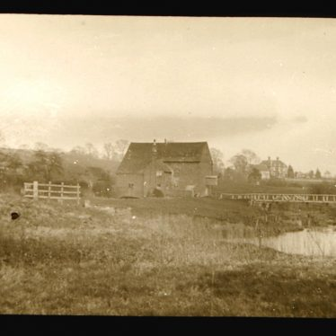 King's Newnham Mill Around 1900