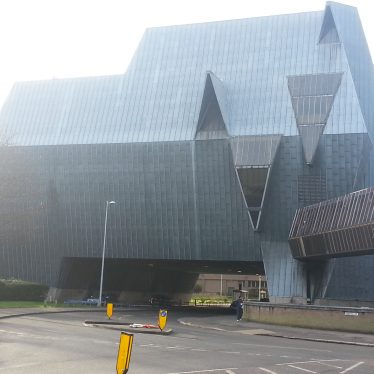 Coventry's Elephantine Sports Centre