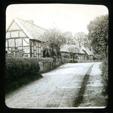 Ashow Village c. 1900