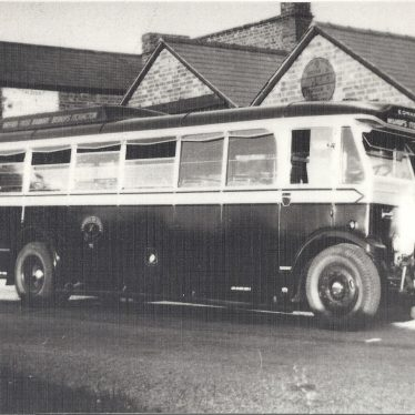 Edwards' Coaches of Bishop's Itchington: The Second World War and Beyond