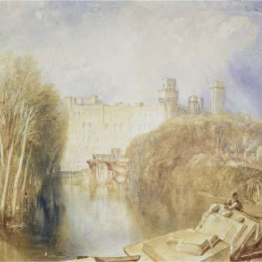 Canaletto, Wright of Derby, Turner and Constable - Capturing Warwick Castle