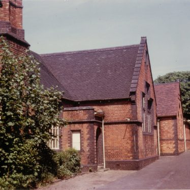 Vicarage Street Church School, Nuneaton