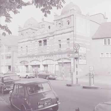 The Prince of Wales Theatre in Nuneaton: Part One