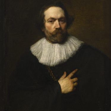 Who is 'Man with Beard'? - A Mysterious Portrait at Warwick Castle