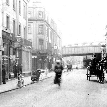 Leamington Spa.  Bath Street