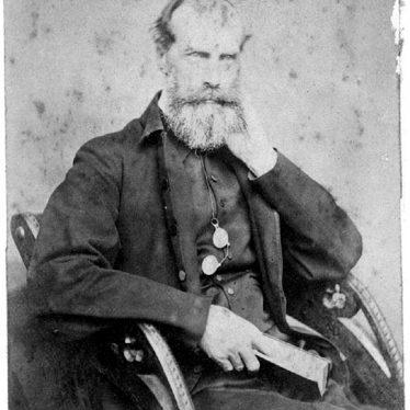 Leamington Spa.  Rev Charles Rickmore