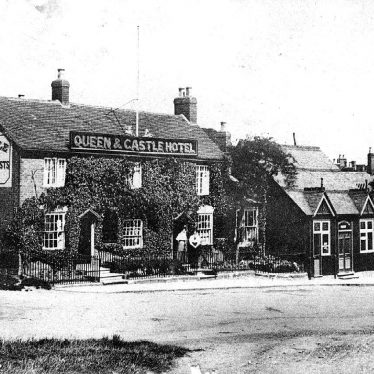 Kenilworth.  Queen and Castle Hotel