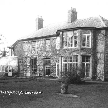 Southam.  Rectory