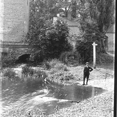 Alveston.  Old Watermill