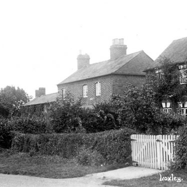 Loxley.  Cottages