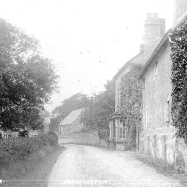 Milverton. Rock Mill Lane