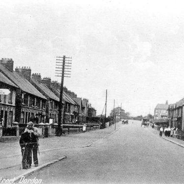 Dordon.  Watling Street