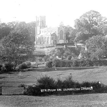 Stretton on Dunsmore.  Parish Church