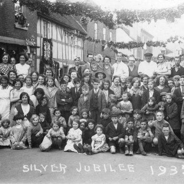 Alcester.  Silver Jubilee