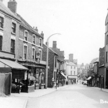 Bedworth.  Leicester Street