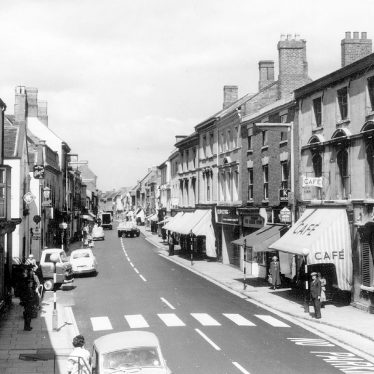 Atherstone.  Long Street