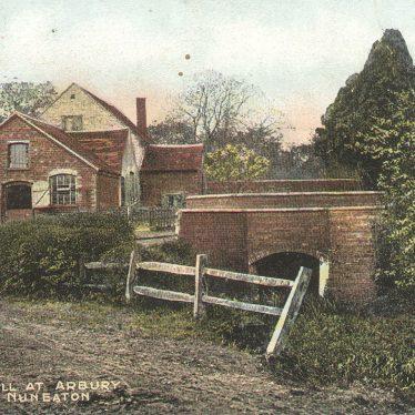 Arbury.  Old Mill
