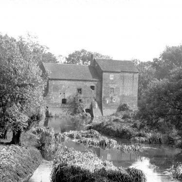Atherstone.  Alders Mill