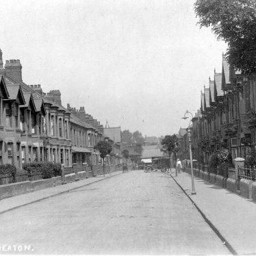 Nuneaton.  Edward Street