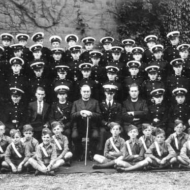 Leamington Spa.  Church Lads Brigade
