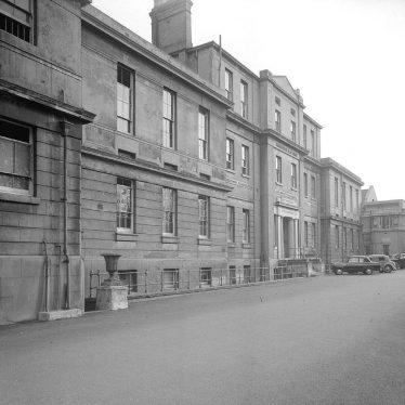 Leamington Spa.  Radford Road, Warneford Hospital