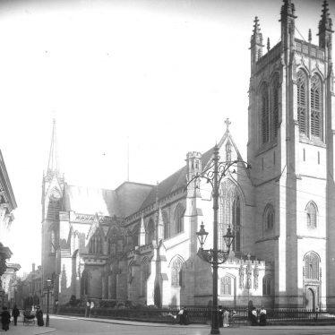 Leamington Spa.  All Saint's Church