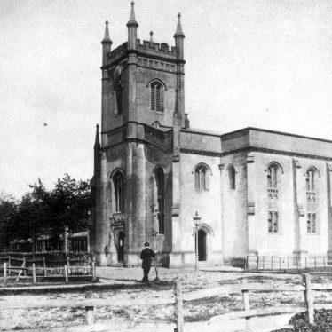 Leamington Spa.  St Mary's Church